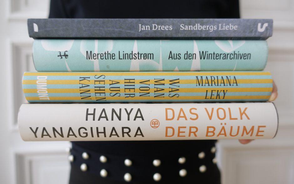 Meine Bücher im Februar