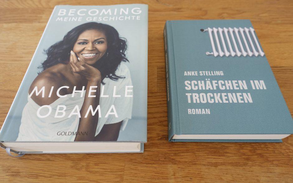 Meine Bücher im April