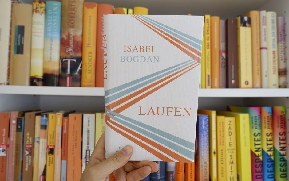 "Isabelle Bogdan ""Laufen"""
