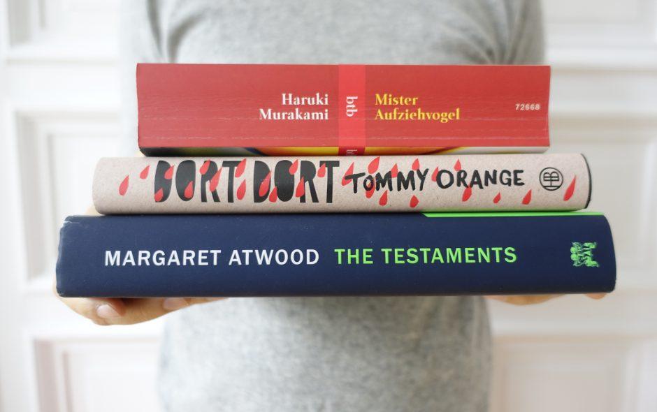 Meine Bücher im Oktober