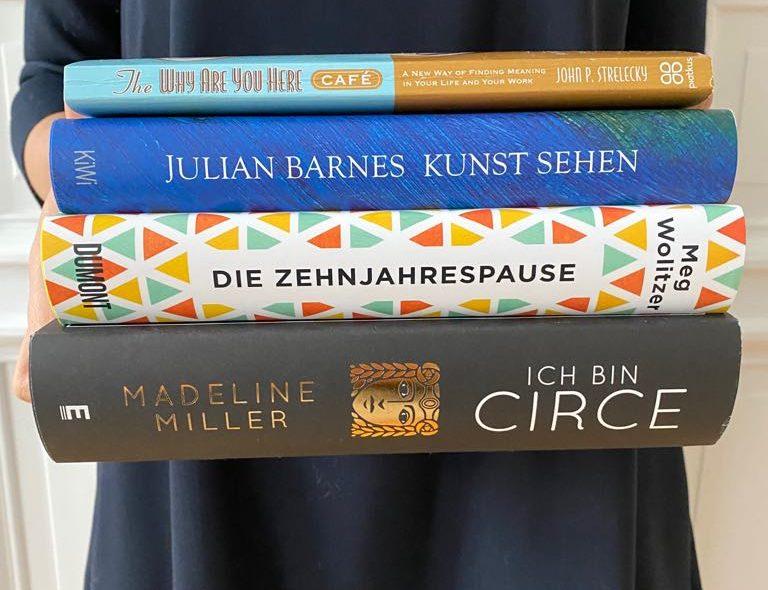 Meine Bücher im Dezember