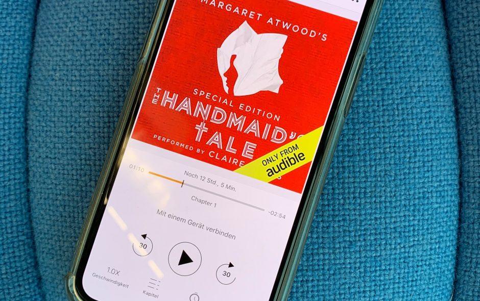 """Margaret Atwoods """"The Handmaids Tale"""" oder wie ich Hörbücher für mich entdeckte"""