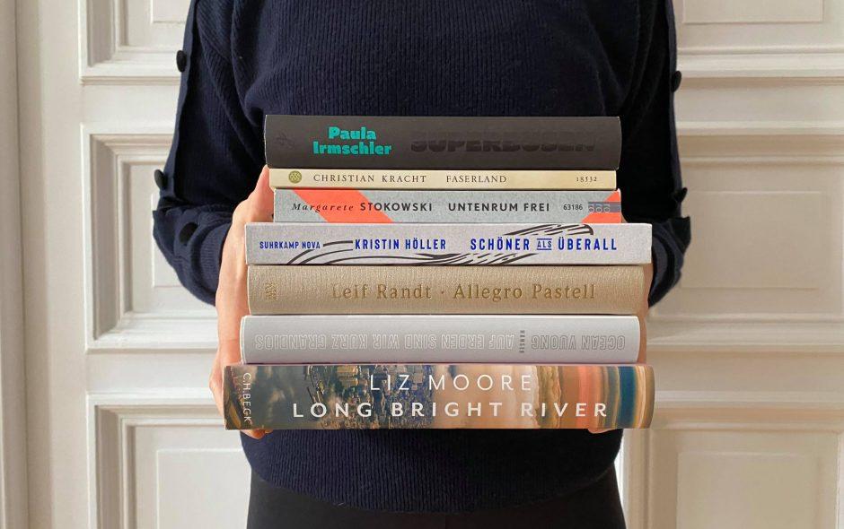 Meine Bücher im März