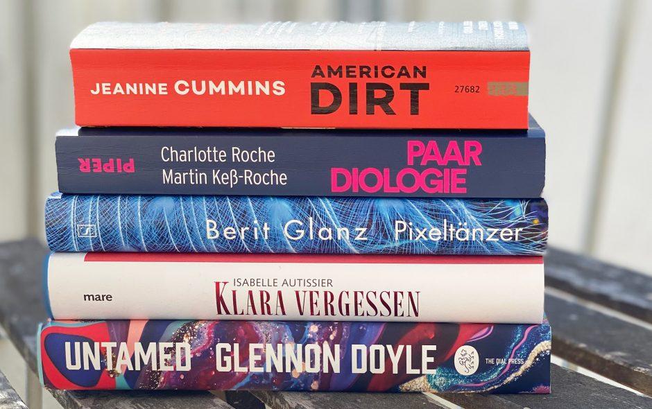 Meine Bücher im Mai