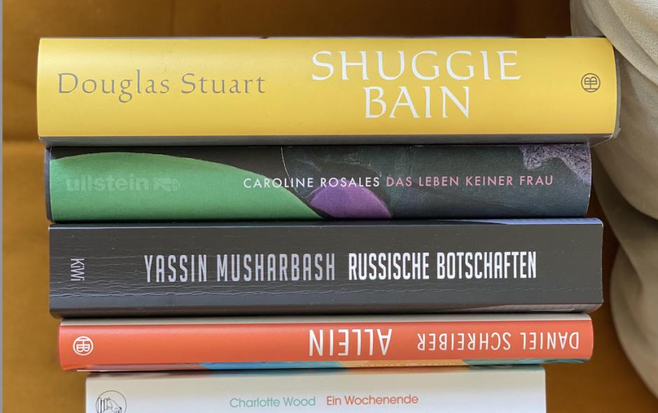 Meine Bücher im Herbst – Teil 2
